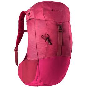 VAUDE Skomer 24 Backpack Women, rood